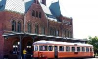 Vintage railway/Pershyttan